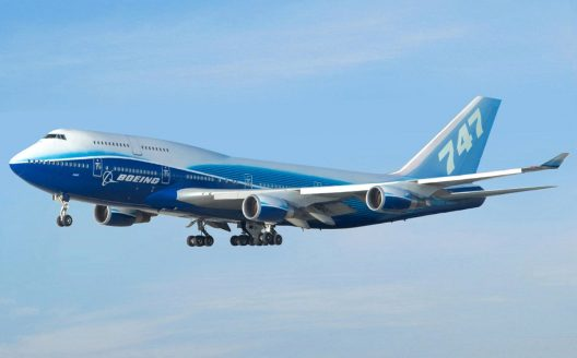 Boeing 747 rotte aree transoceaniche