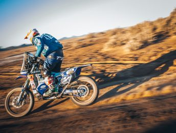 Back From Rally Rides Alessandro Botturi Africa Eco Race