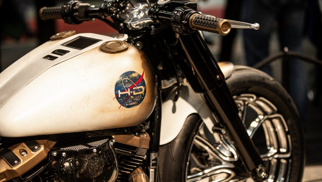 Battle of the Kings 2019 Harley-Davidson Bologna Space Age