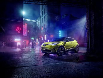 Toyota C-HR Lime Beat Special Edition