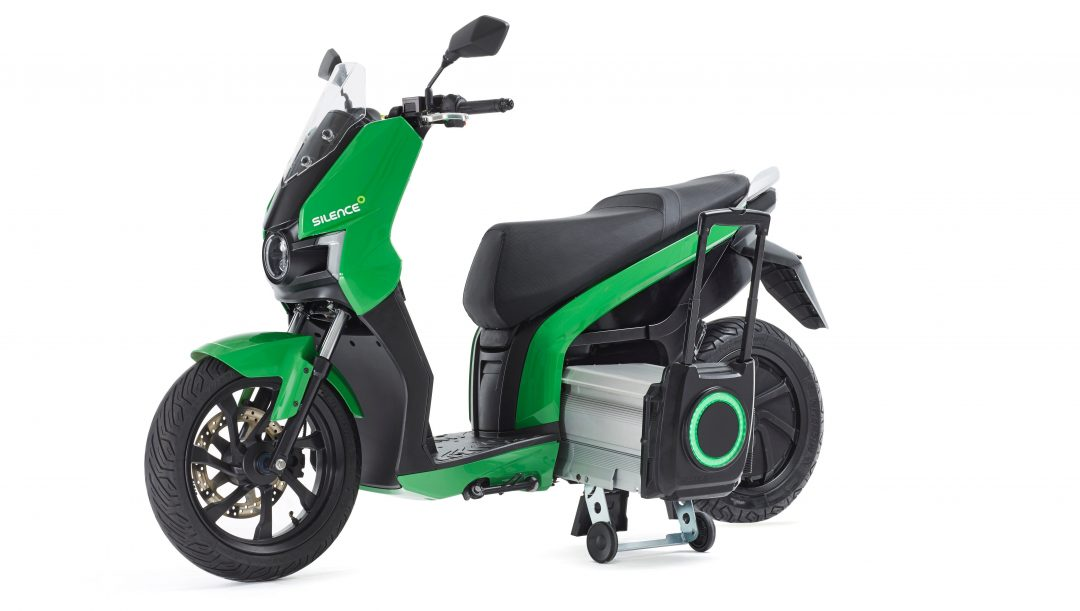 Silence S01 scooter elettrico