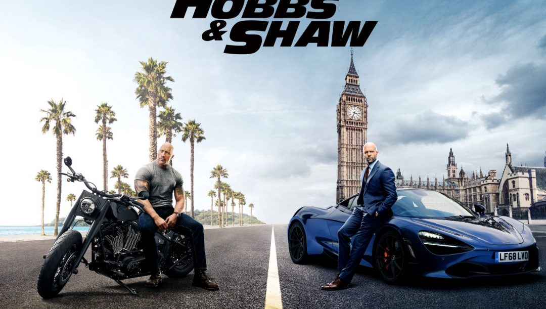 Hobbs & Shaw Fast and Furious