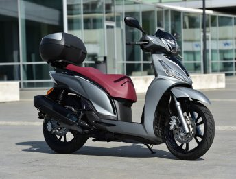 Kymco People S 300i ABS