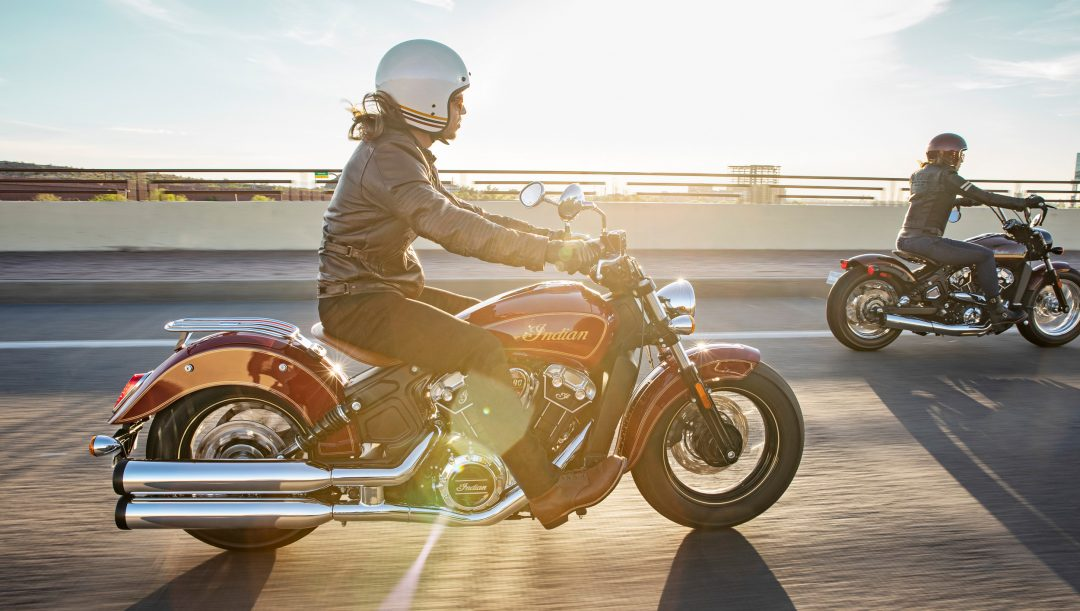 Indian Motorcycle Scout 2020 100th Anniversary e Bobber Twenty