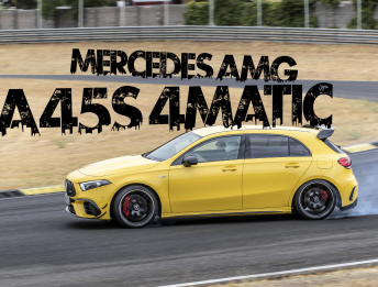 Marcedes-AMG a45s 4matic