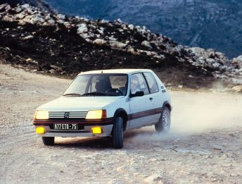 Peugeot 205 GTi Youngtimer
