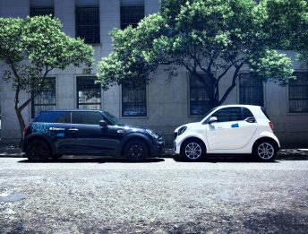 Share Now car sharing a lungo termine