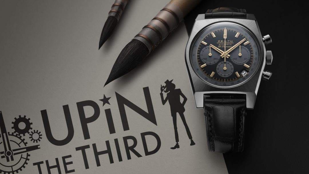 Zenith A384 Revival Lupin III