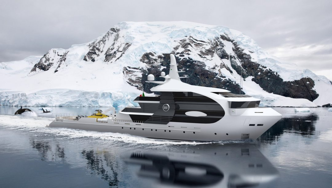 Orca 65 m by Rosetti Superyachts