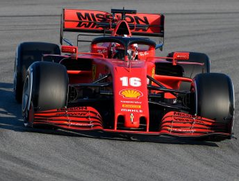 F1 Test Barcellona 2020 Day-1