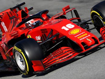 F1 Test Barcellona 2020 Day-2
