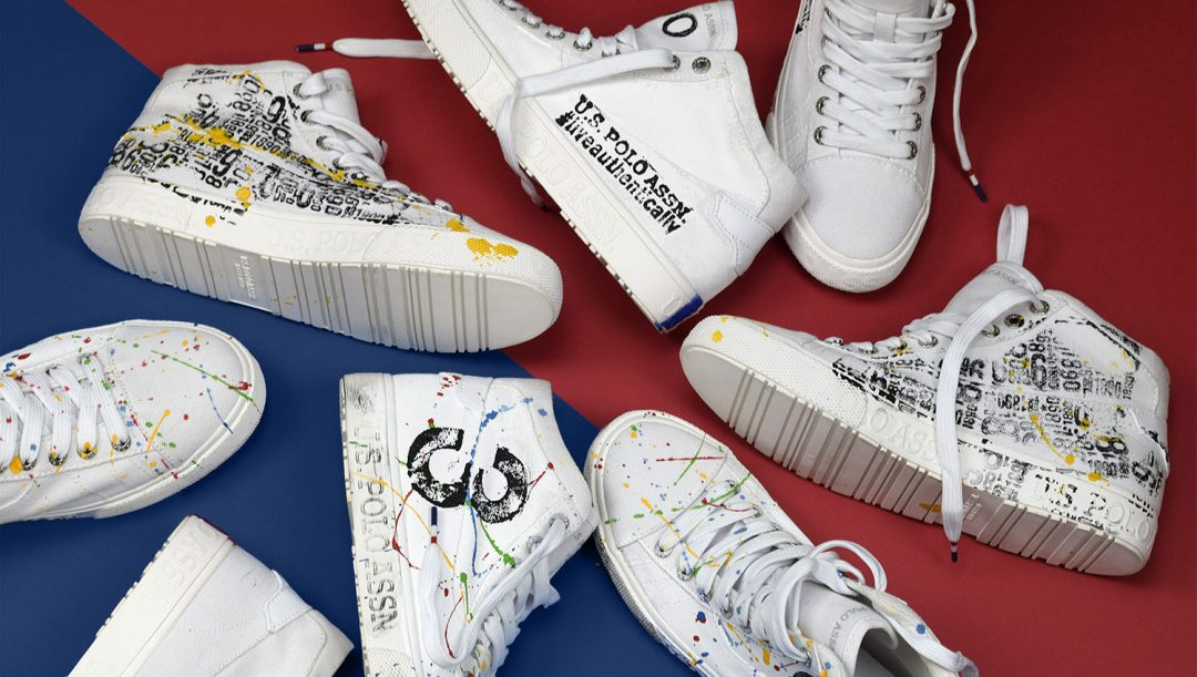 US Polo ASSN sneakers limited edition