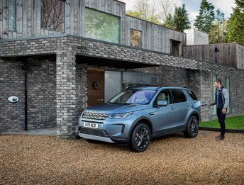 Land Rover Discovery Sport ibrida Plug-in