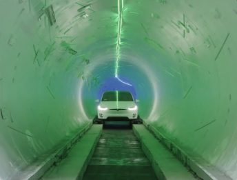 The Boring Company Loop System
