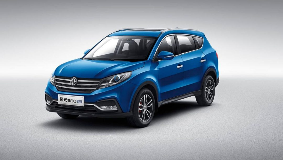Dongfeng DFSK 580