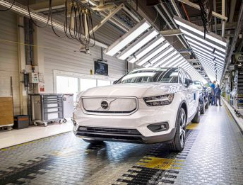 XC40 Recharge Full Electric