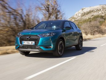 DS 3 Crossback Blue HDi 130