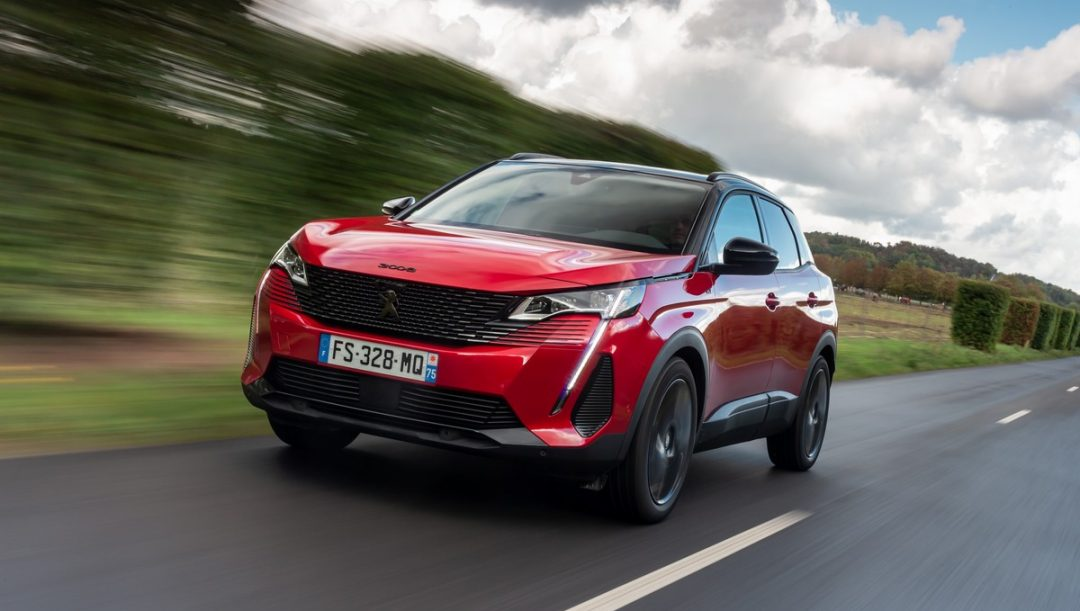 Nuovo Peugeot 3008 GT
