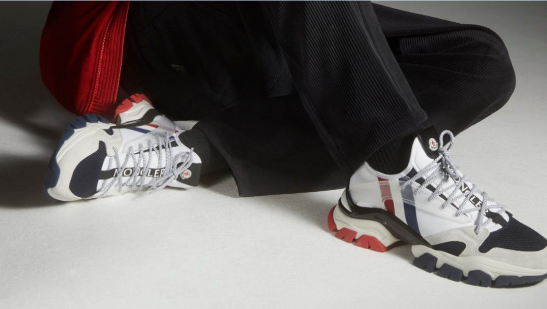 Moncler nuove sneakers Trevor