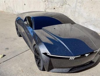 mustang s650 concept