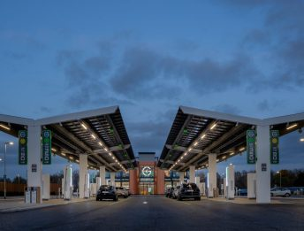Electric Forecourt
