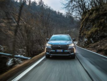 DS 7 Crossback Blue HDi 130