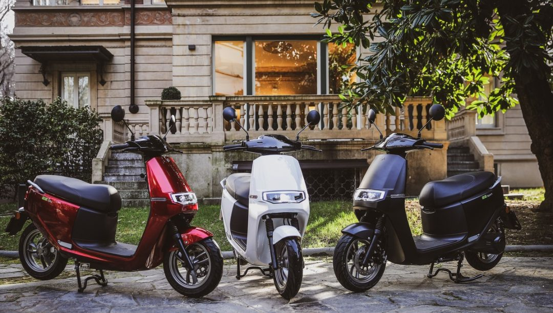 Scooter elettrici Ecooter 2021