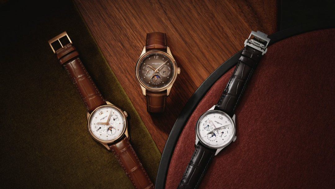 Montblanc Heritage Manufacture Perpetual Calendar Limited Edition 100