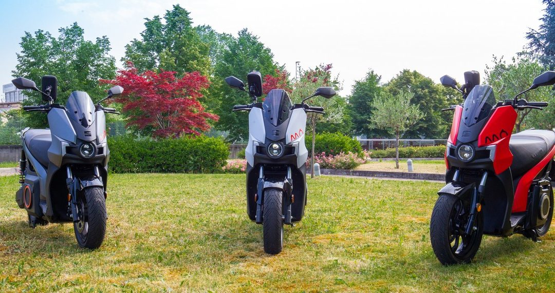 Offerte scooter elettrico Seat Mo eScooter 125