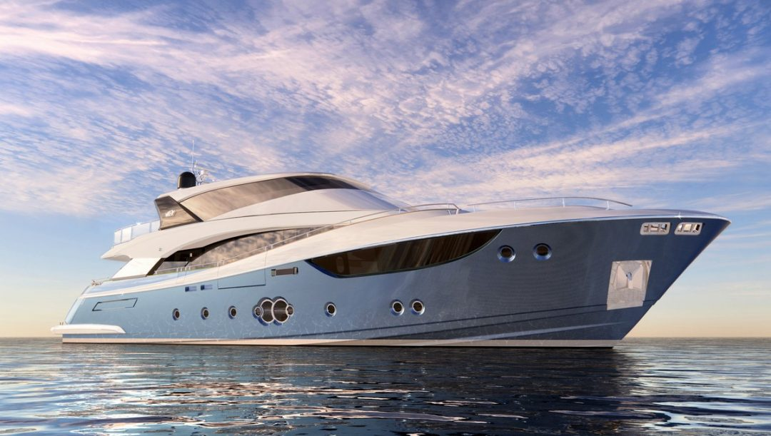 Monte Carlo Yachts MCY 105 Skylounge