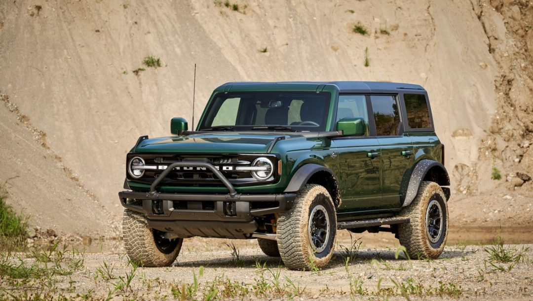 Ford Bronco 2022
