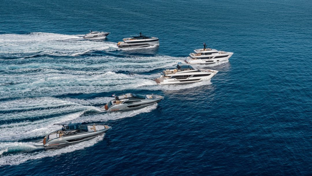 Cannes Yachting Festival 2021 Ferretti Group