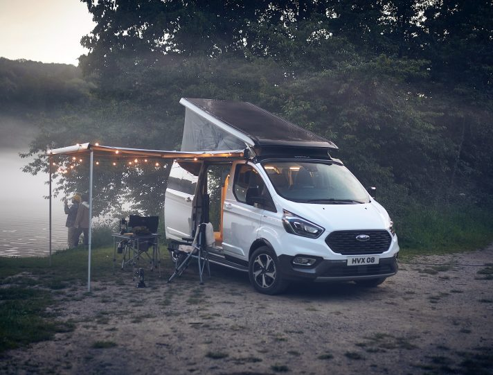 Ford Transit Custom Nugget Active
